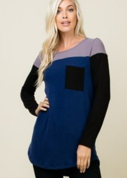 COLOR BLOCK – PUTS YOU AT THE TOP!